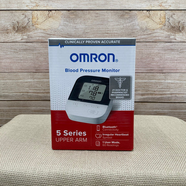 Omron Blood Pressure Monitor (5 Series)