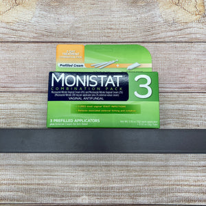 Monistat Combination Pack 3-day Treatment