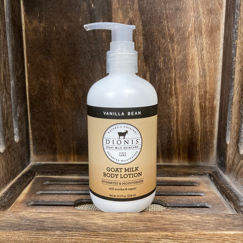 Dionis Goat Milk Body Lotion Vanilla Bean