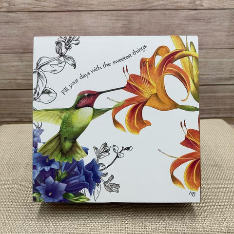 Marjolein Bastin Hummingbird Decor