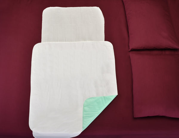 "Underpad 32""X36"" White w/Tuck-in Flaps"