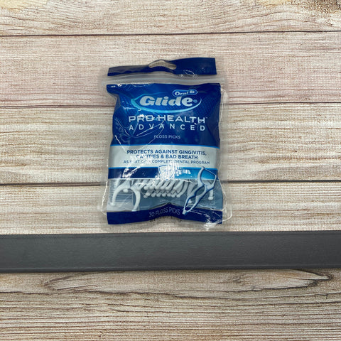 Oral-B Glide Floss Picks (30 ct)