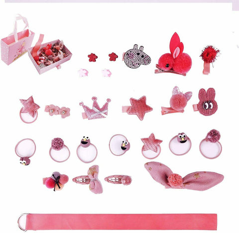 sample of hair accessories