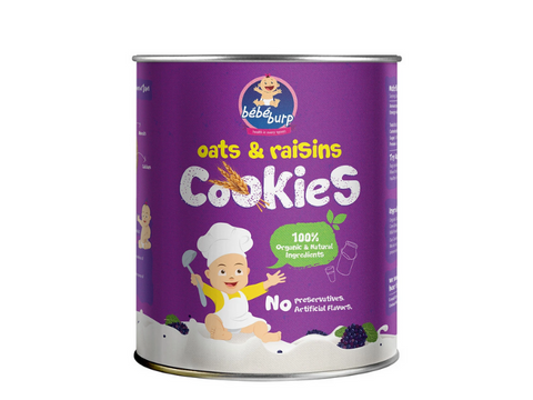 oats and raisin cookies for babies