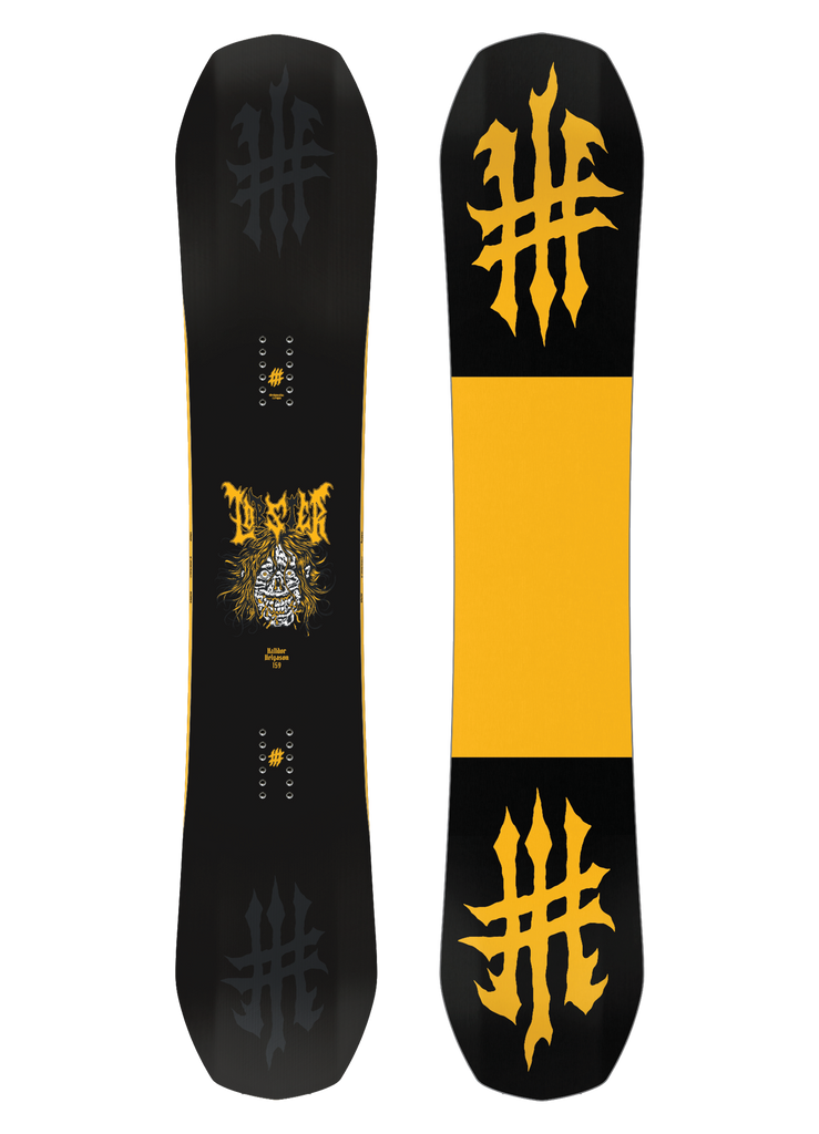 Lobster Halldor Pro Snowboard 2019 - 2020 product image by Lobster Snowboards