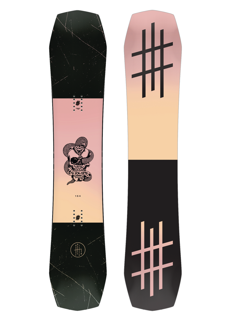 Lobster Shifter Snowboard 2019 - 2020 product image by Lobster Snowboards