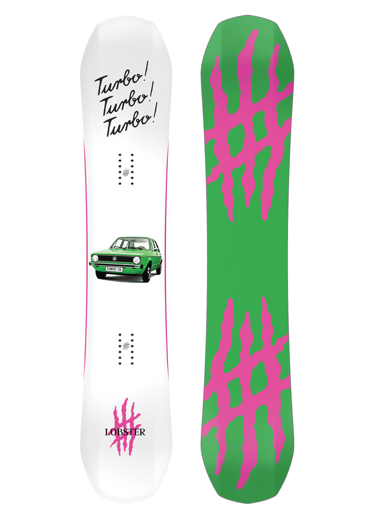Lobster Stomper Snowboard 2019 - 2020 product image by Lobster Snowboards