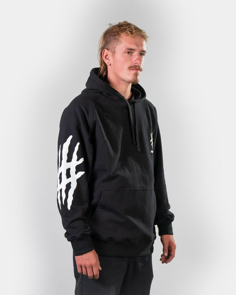 Lobster snowboards Pullover hoodie product photo
