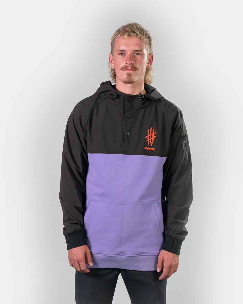 Lobster Icon riding hoodie