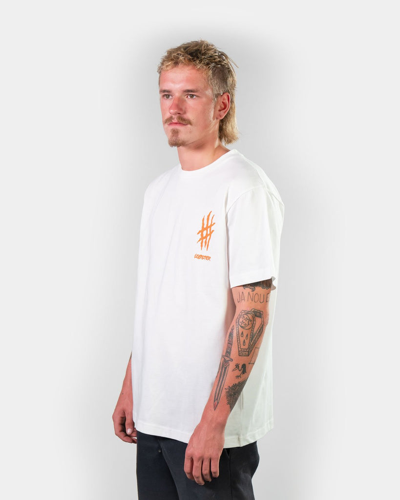 Lobster Icon shirt white