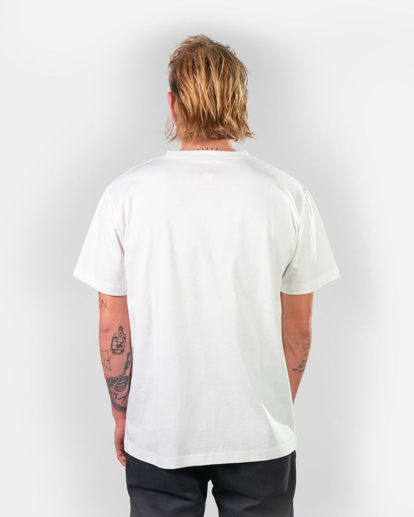 Lobster Icon t-shirt white