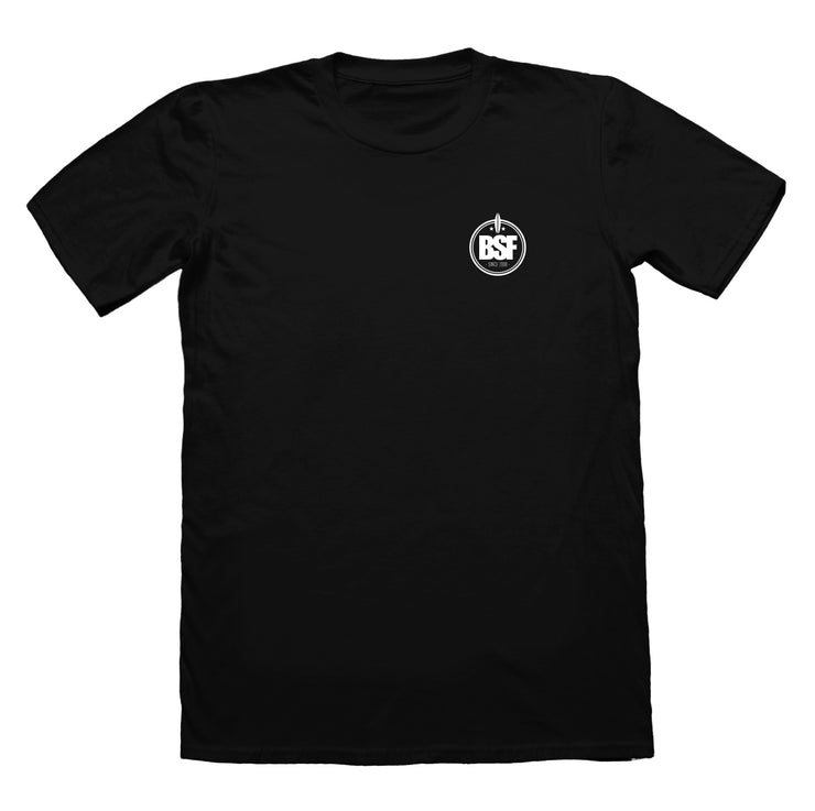 Belgian Surf Federation - T-shirt