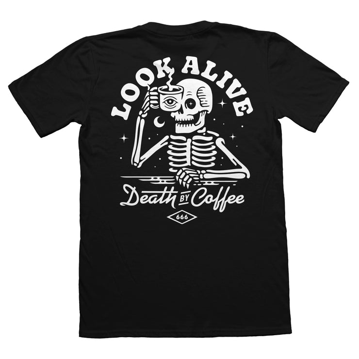 Death By Coffee - T-shirt