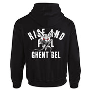 Rise & Fall - Hooded Sweater