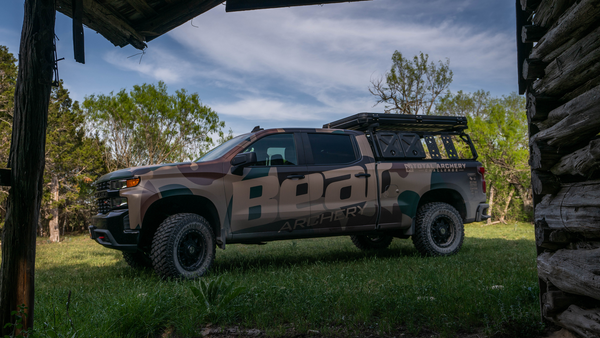 Bear Archery Truck Giveaway - Total Archery Challenge