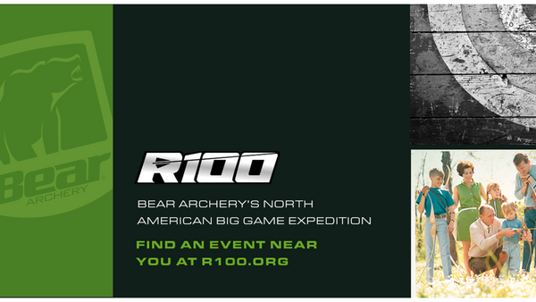 3D Archery - Bear Archery's North American Big Game Expedition on the Rinehart R100 Tour