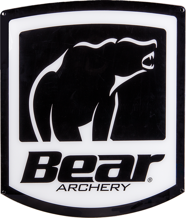 Bear LED Logo Sign Archery Accessories_1