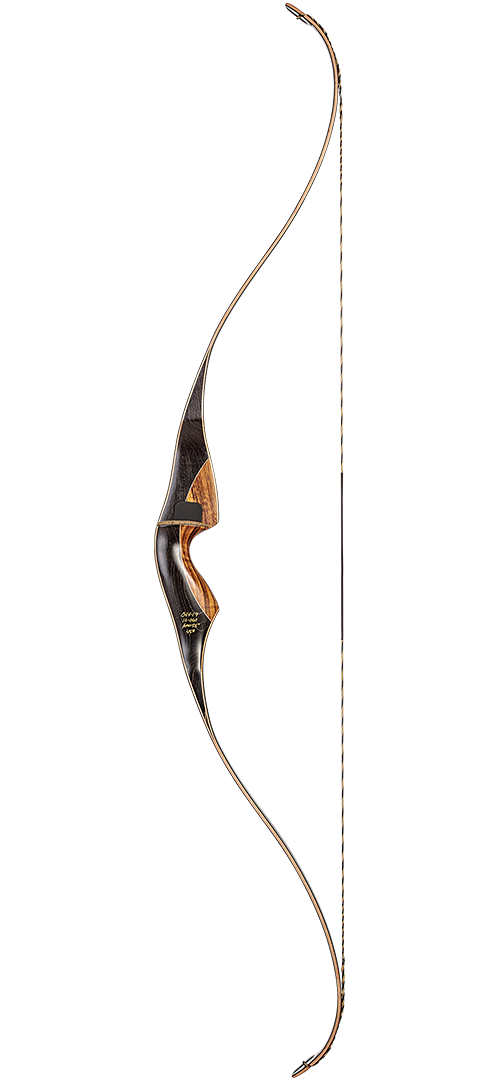Bear Cheyenne - Right Hand - 50 Traditional Bow - Adult_1