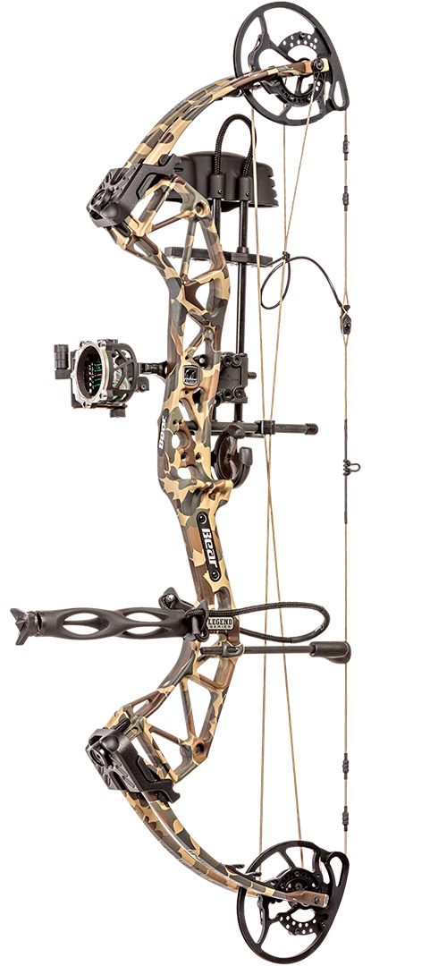 Bear Inception RTH Compound Bow - Adult_1