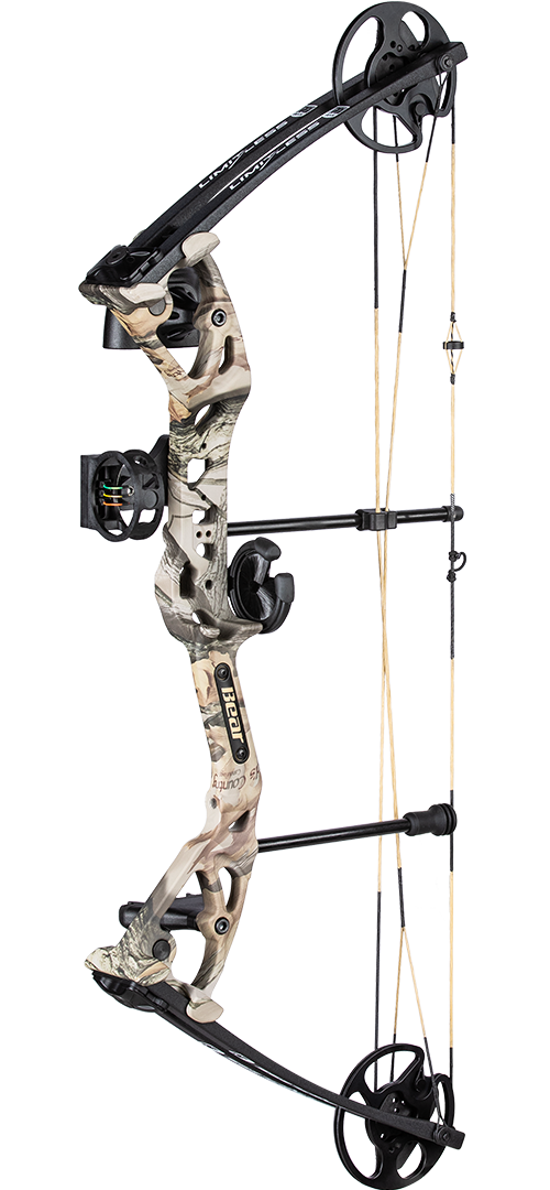 Bear Limitless RTH Compound Bow - Adult_1