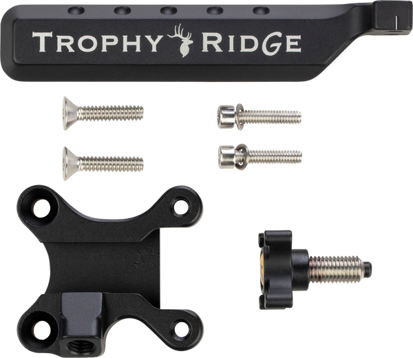 Trophy Ridge React® ONE PRO Dovetail kit Archery Accessories Replacement Parts_1