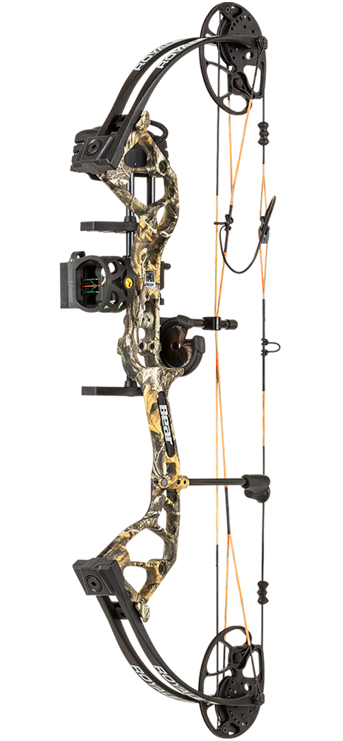 Bear Royale RTH Compound Bow - Adult_1