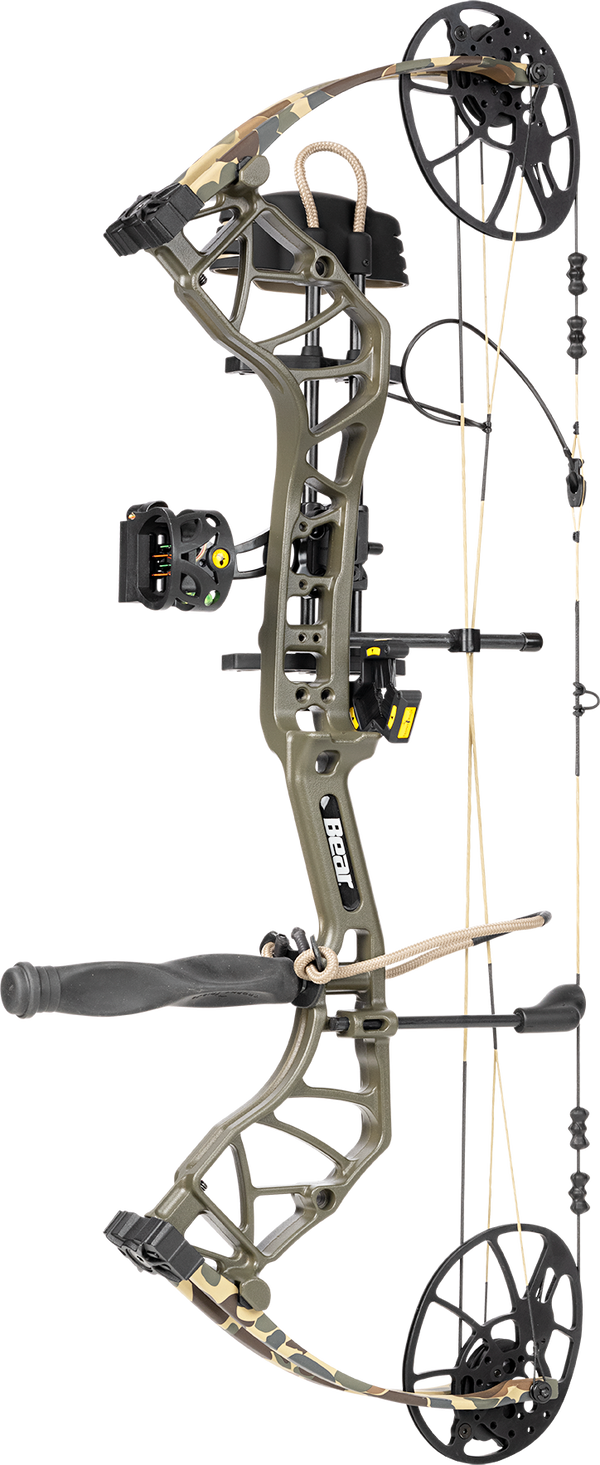 Bear Legit RTH Throwback Special Edition Compound Bow - Adult_1