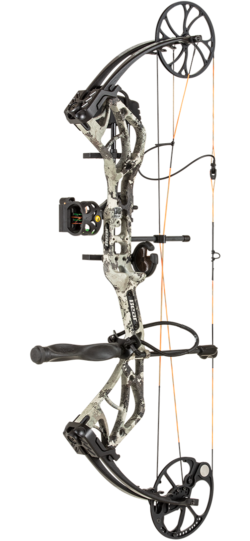 Bear Species LD RTH Compound Bow - Adult_1