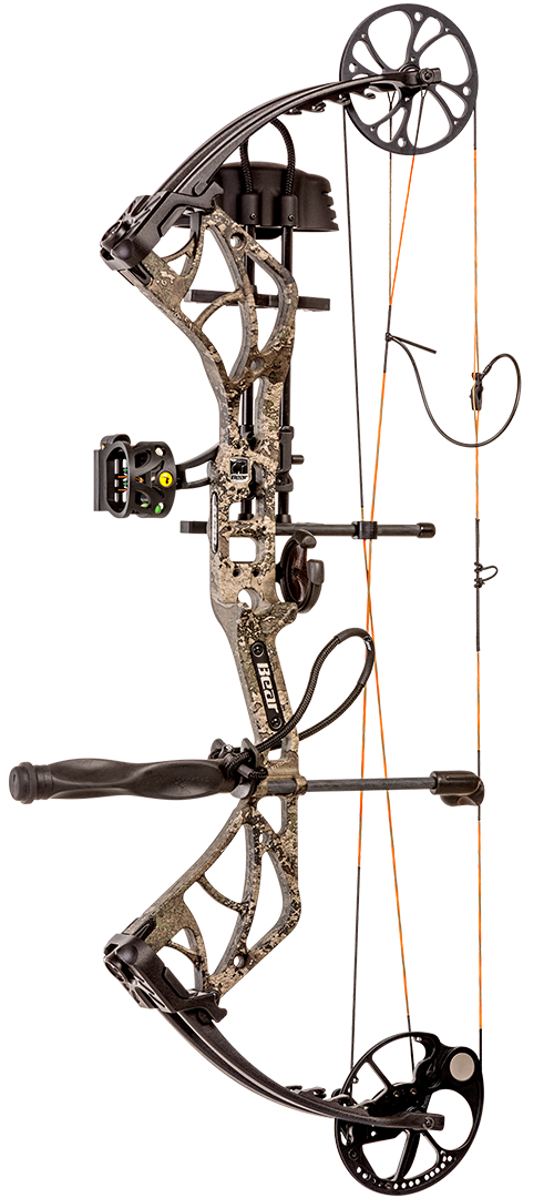 Bear Species RTH Extra Compound Bow - Adult_1