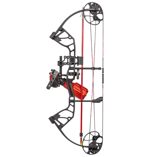 Cajun Sucker Punch Jr. Black Bowfishing Bow_2
