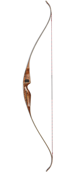 Bear Super Grizzly - Left Hand - 55 Traditional Bow - Adult_1