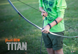 Bear Titan Bow Only Traditional Bow - Youth_2