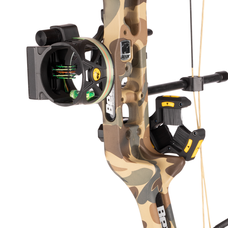 Bear Whitetail Legend Compound Bow - Adult_6