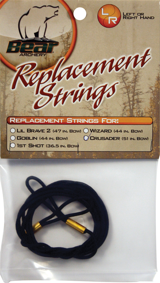 Bear Replacement Strings - 1st Shot Youth Bow Strings_3