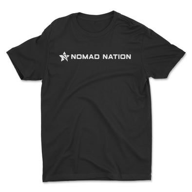 Nomad Nation Star Logo Kids Shirt