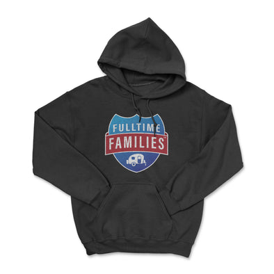 Fulltime Families Logo Hoodie- Color