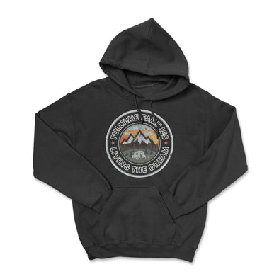FTF Living the Dream Hoodie- Color