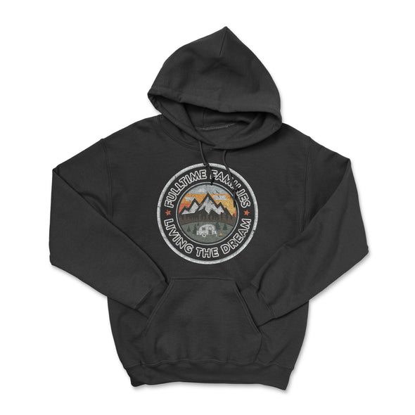 FTF Living the Dream Kids Hoodie- Color