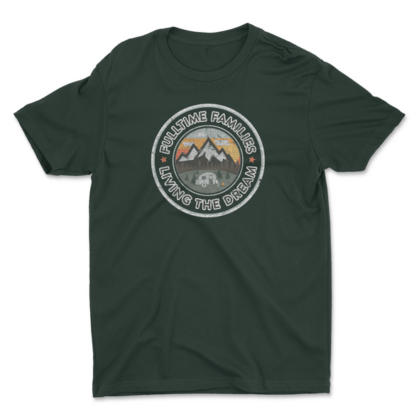 FTF Living the Dream Kids Shirt- Color