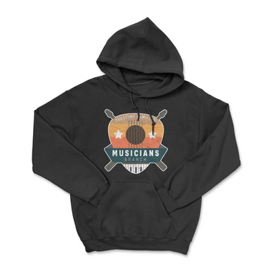 FTF Musicians Branch Hoodie