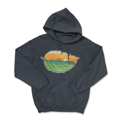 FTF Natural Nomads Branch Hoodie