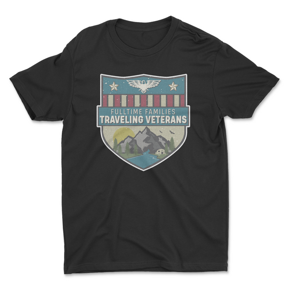 FTF Traveling Veterans Branch Kids Shirt