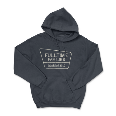 FTF National Park Sign Hoodie