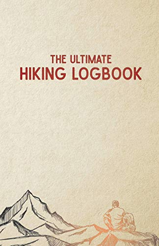 The Ultimate Hiking Logbook: Classic Cover
