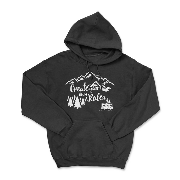 Create Your Own Rules Hoodie