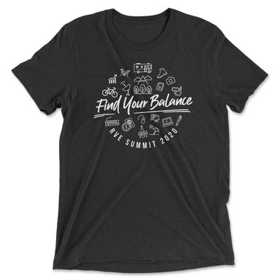 Find Your Balance Kids Shirt
