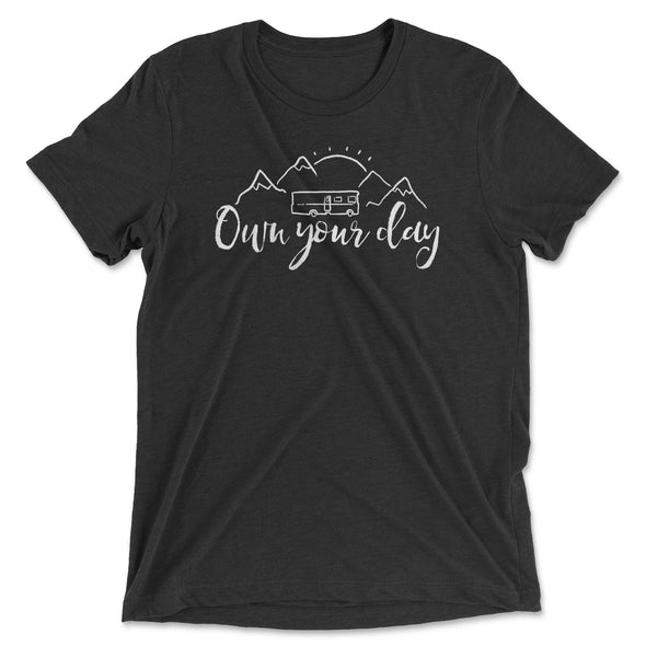 Own Your Day Kids Shirt