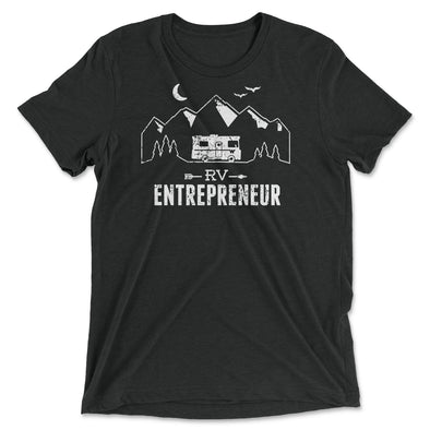 RV Entrepreneur Logo Kids Shirt