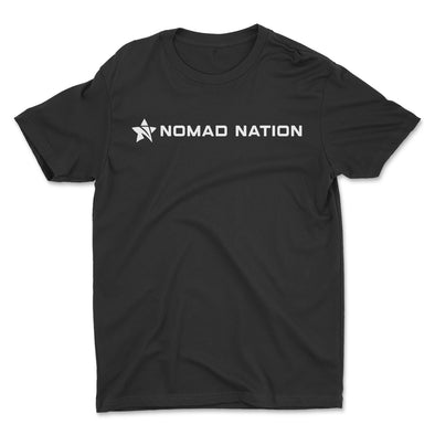 Nomad Nation Star Logo Shirt