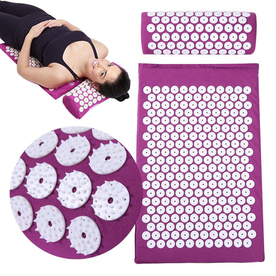 Yoga Mat Massager Massage